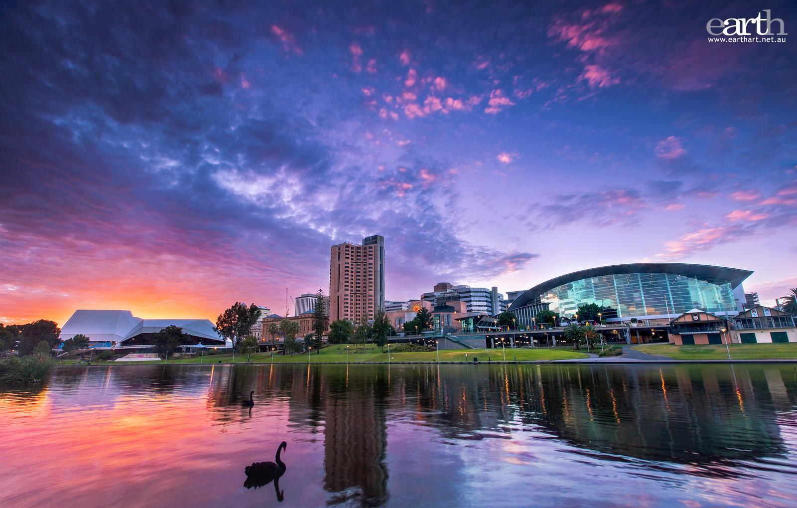 Il tempo ad Adelaide