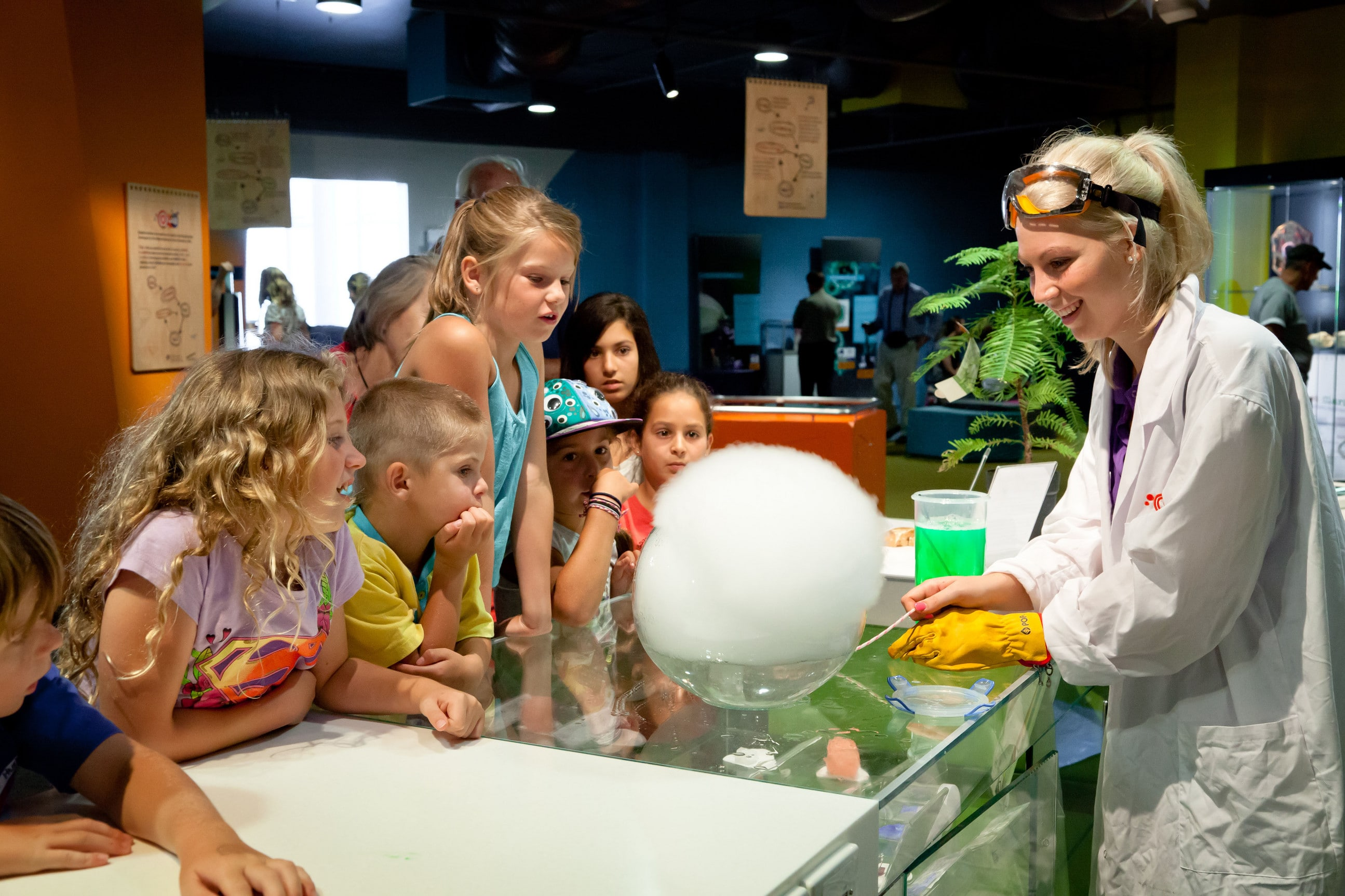 Canberra's Science and Technology Attractions