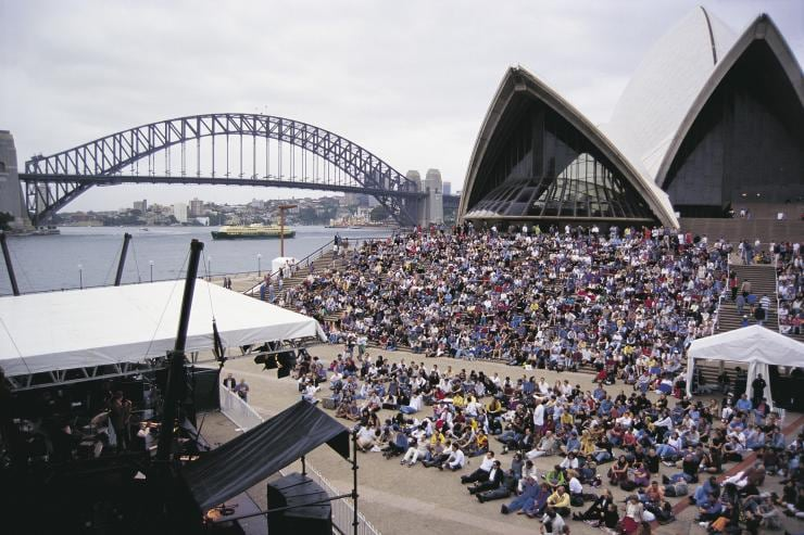 Sydney Festival, Sydney, NSW © Destination NSW