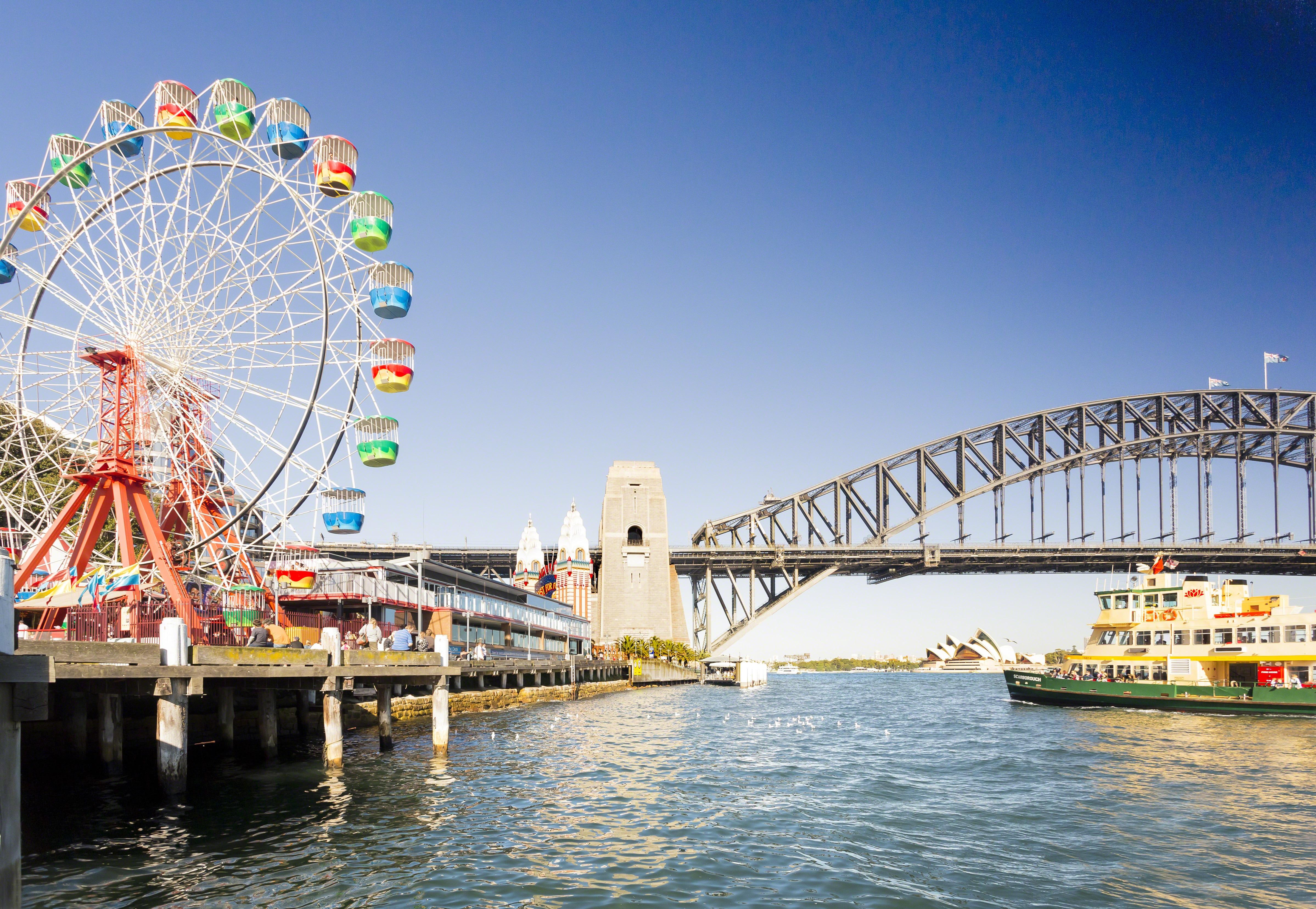 Le temps à Sydney
