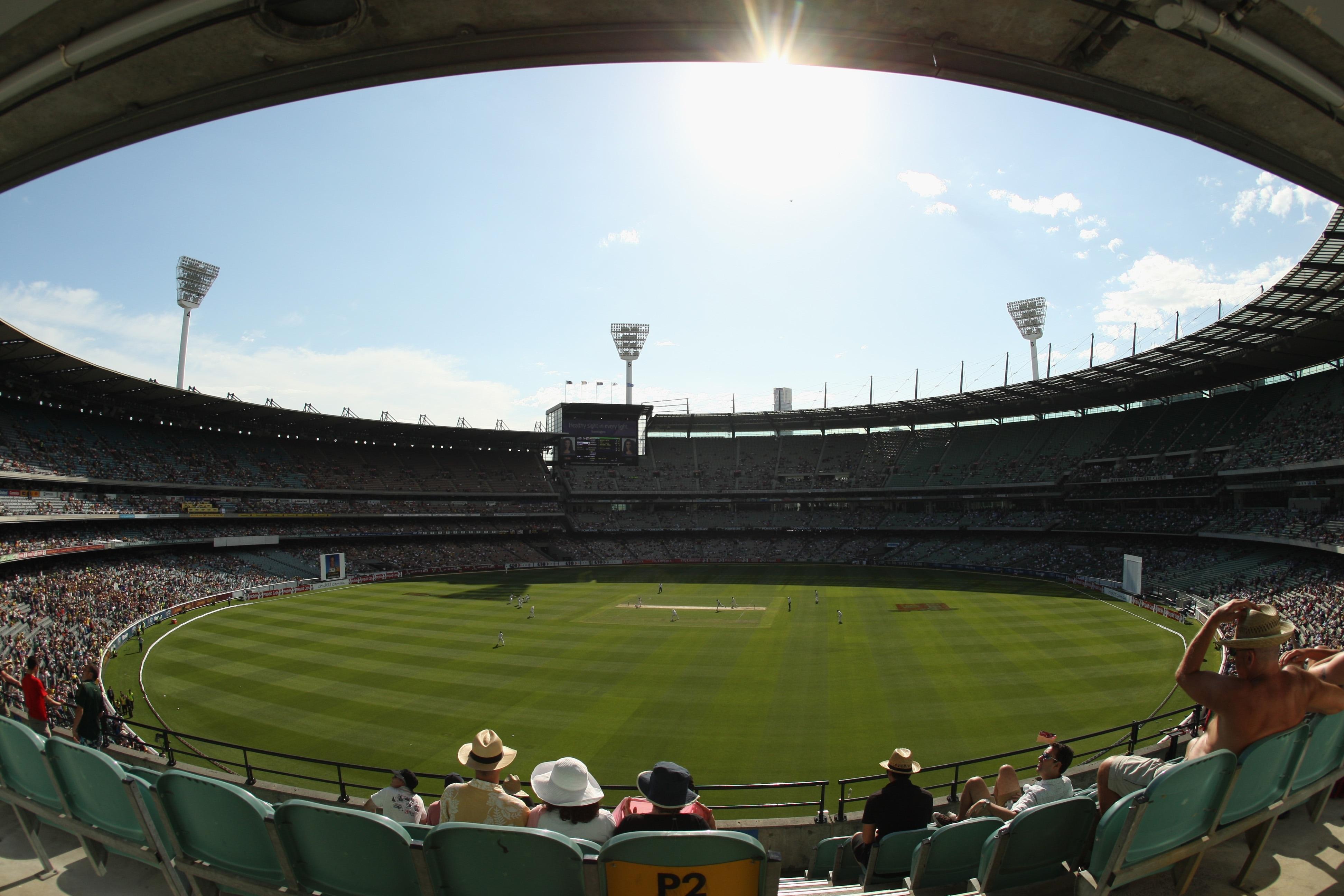 Melbourne Cricket Ground (MCG), Melbourne