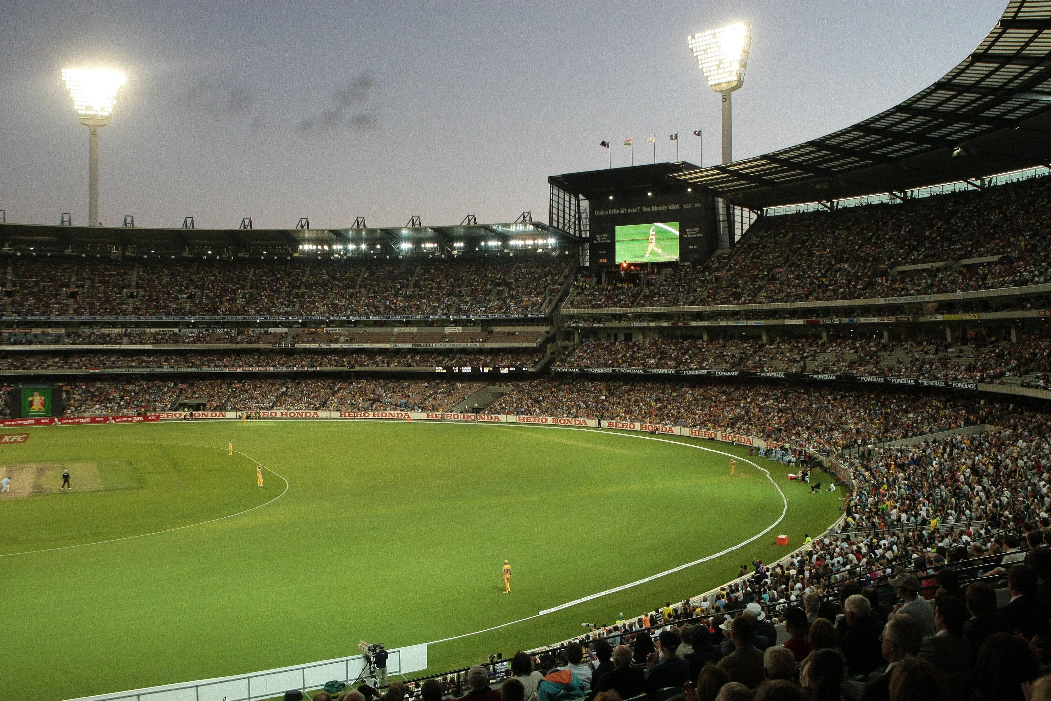墨爾本(Melbourne)墨爾本板球場(MCG)