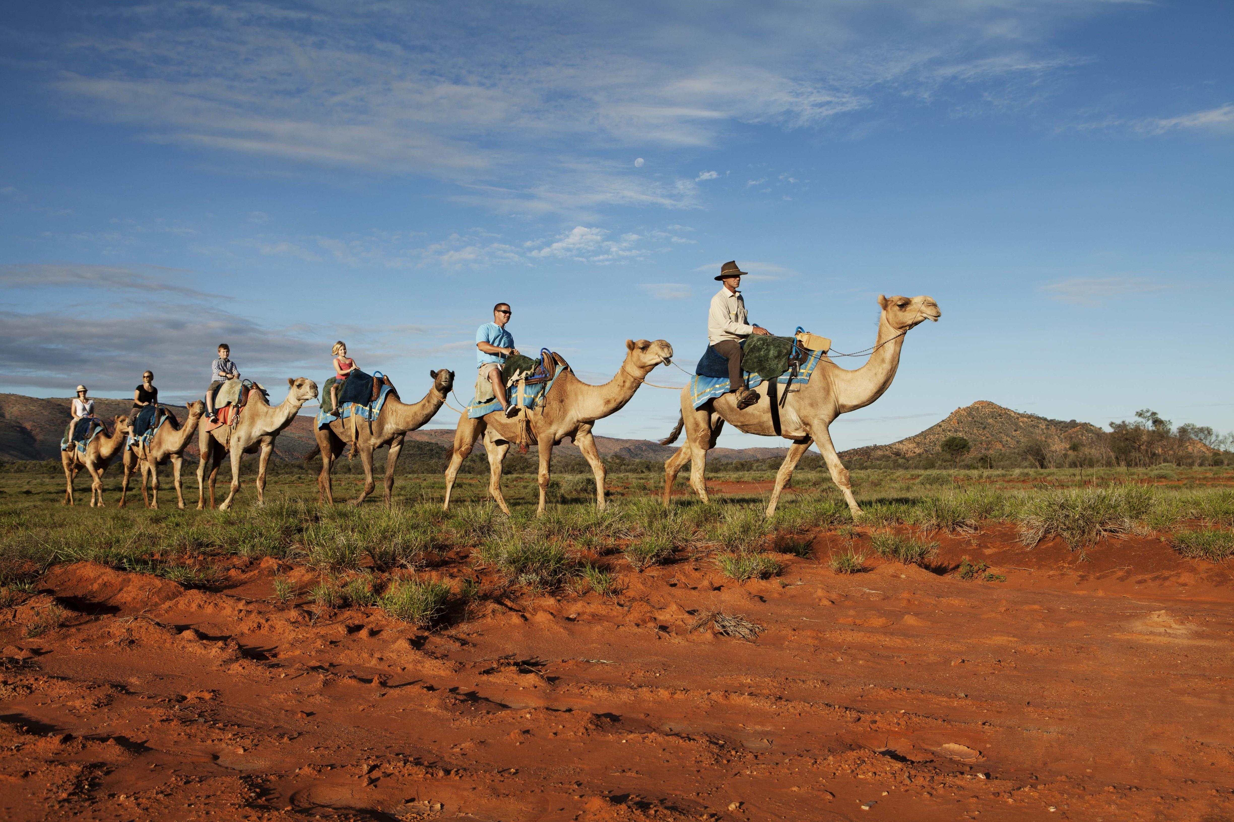 Alice Springs und Umgebung