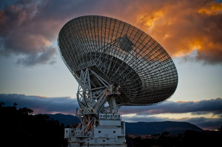 Canberra Deep Space Communication Complex, Canberra, Australian Capital Territory © Visit Canberra