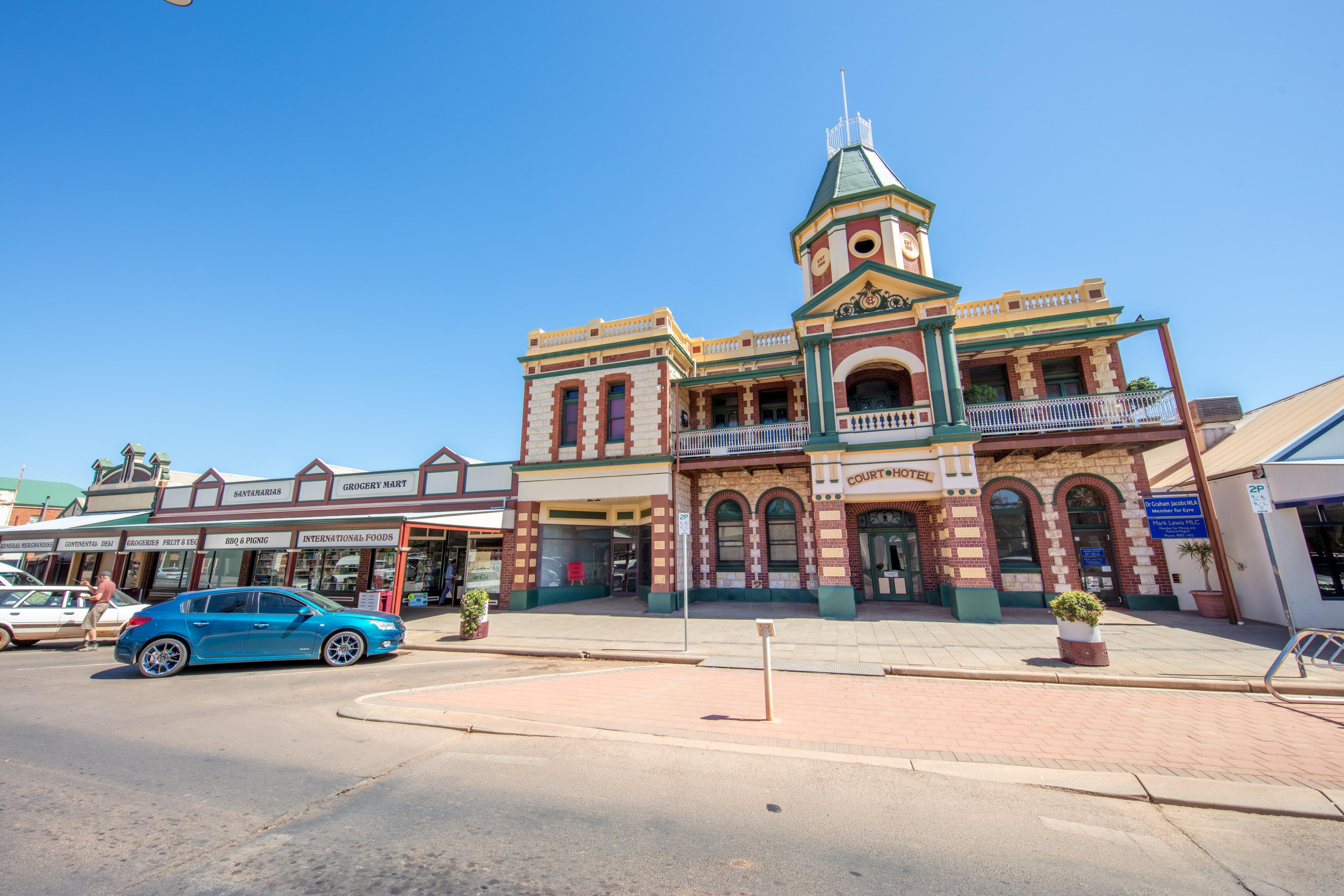 reiseführer für kalgoorlie-boulder – tourism australia