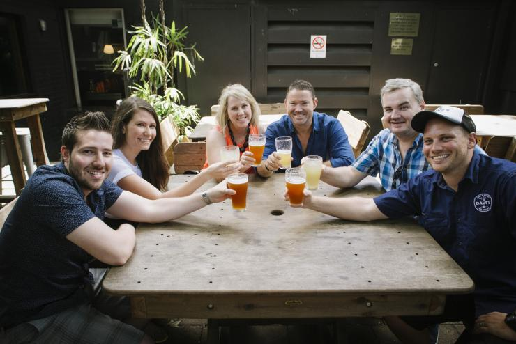 Dave's Pub Tours, Sydney, New South Wales © Dave's Pub Tours