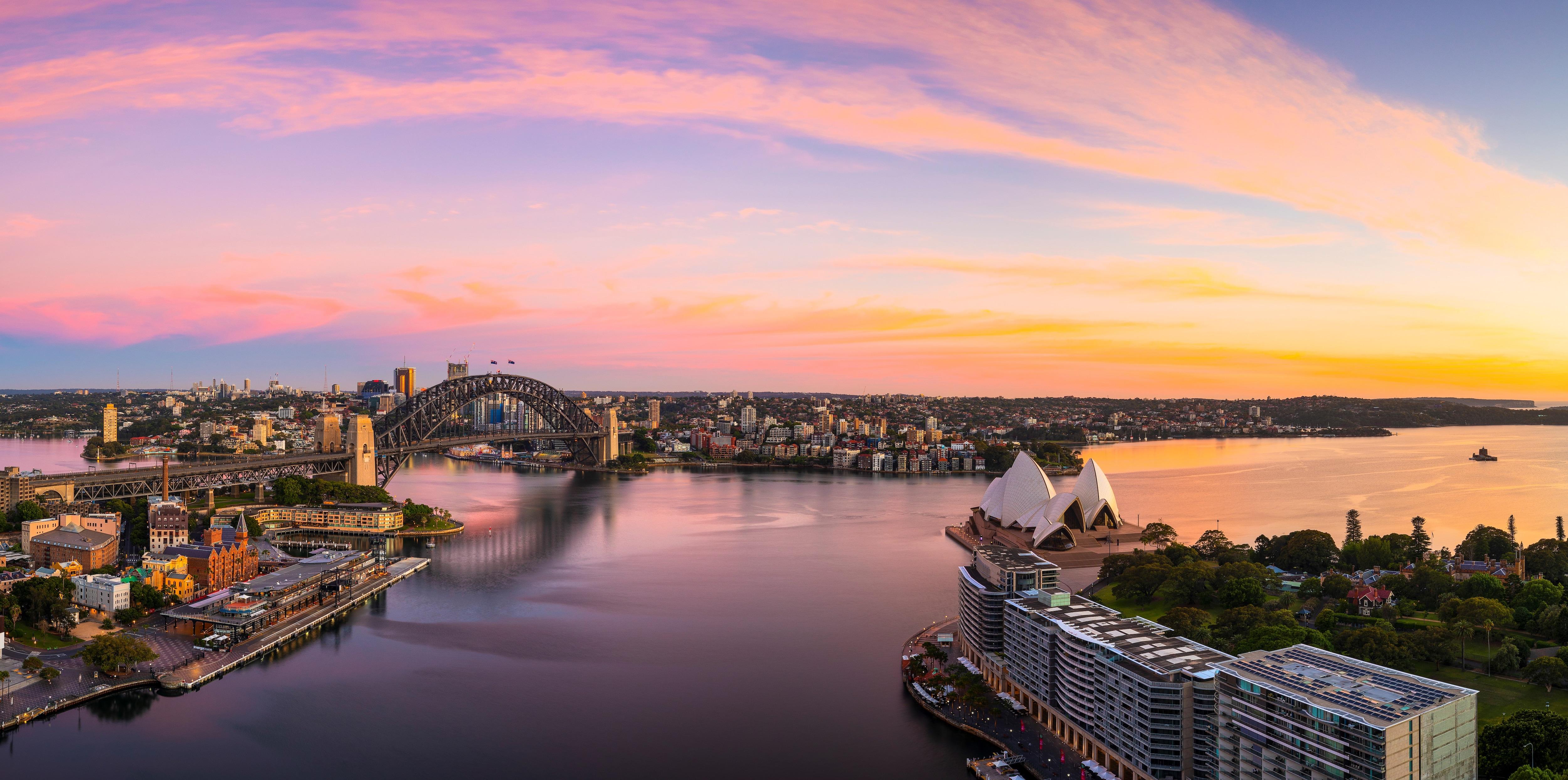 Muffa Bianca In Cantina 3 giorni a sydney - tourism australia