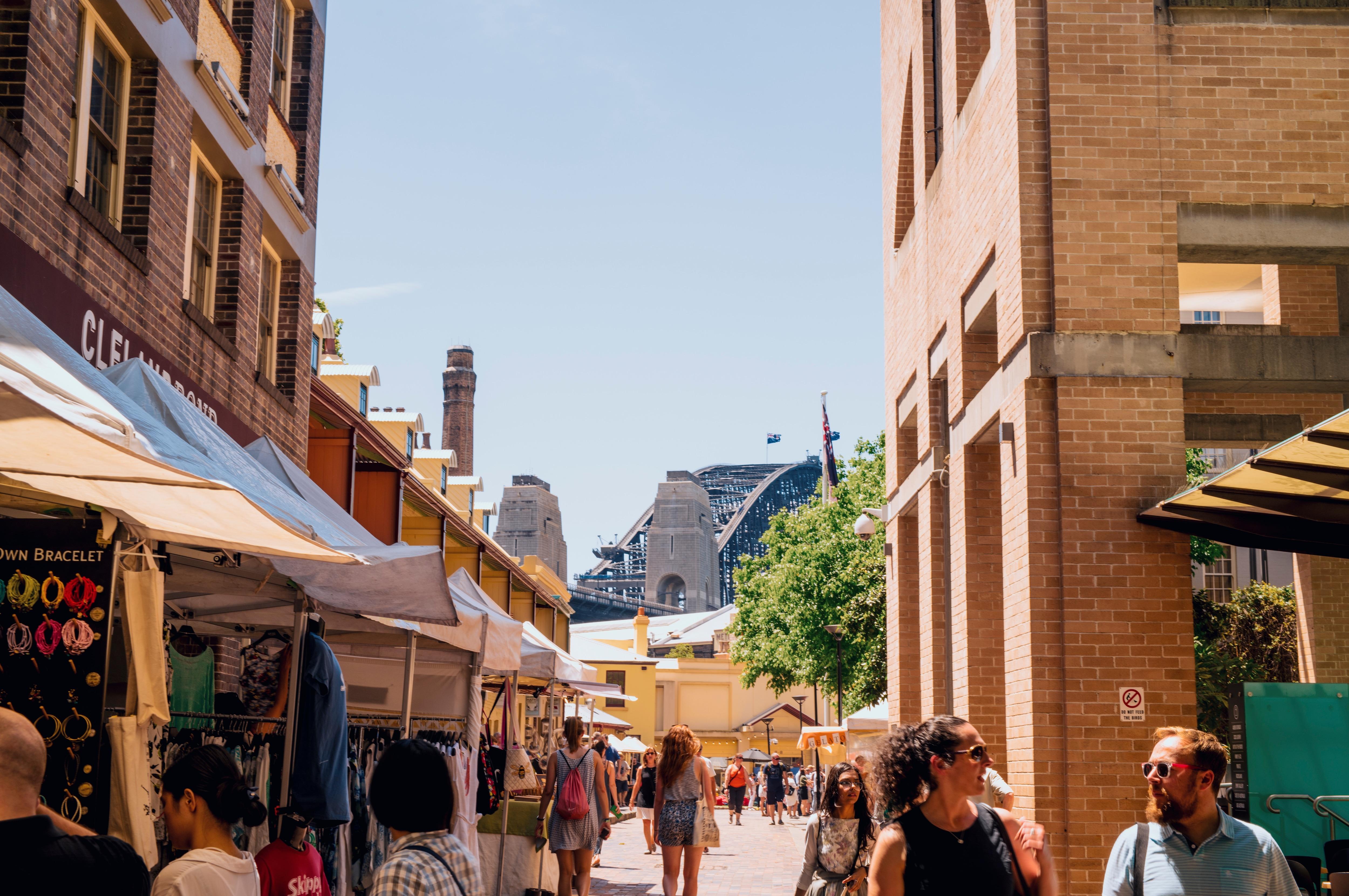 Sydney S Best Markets Tourism Australia