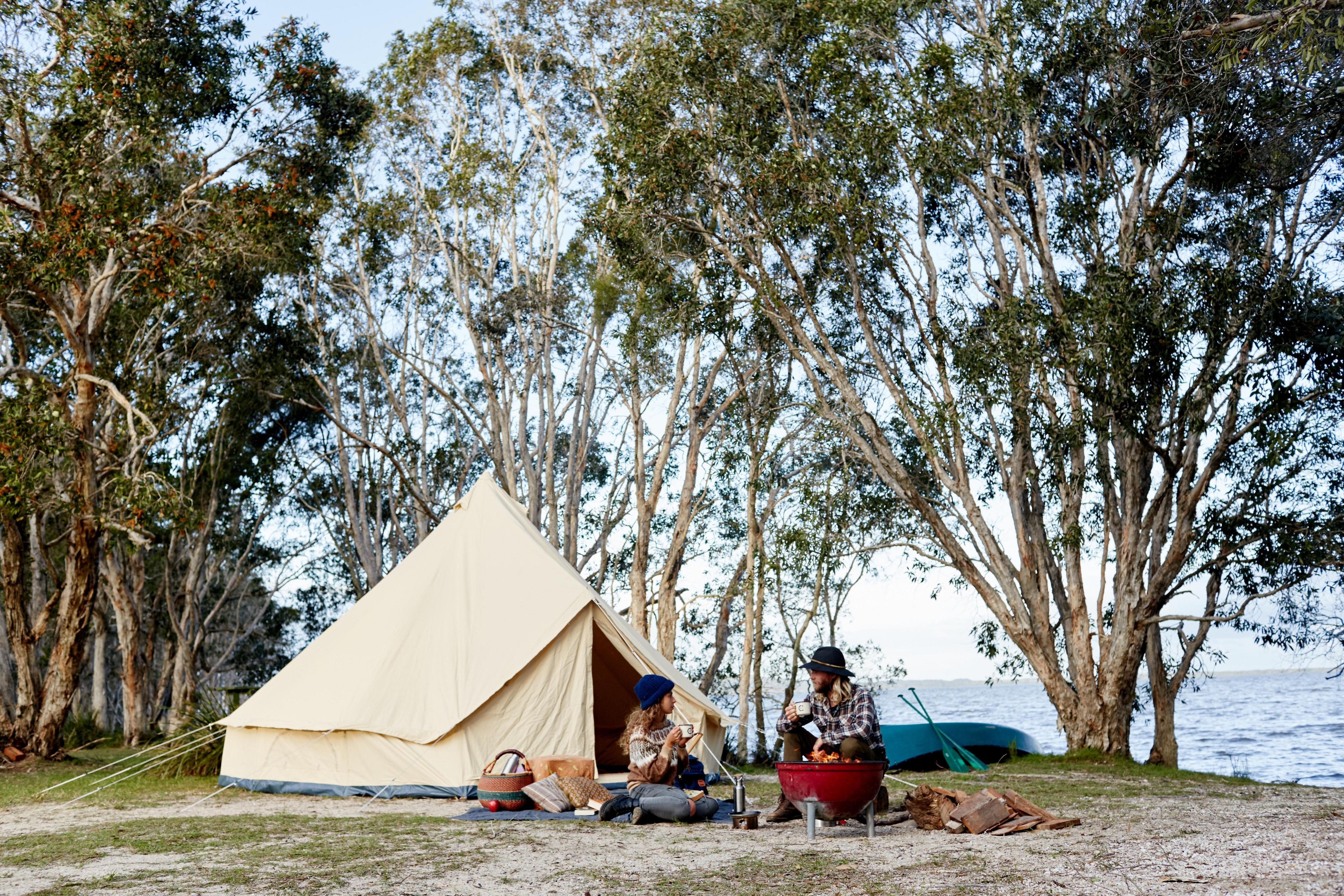 Australiens schönste Campingplätze – Tourism Australia