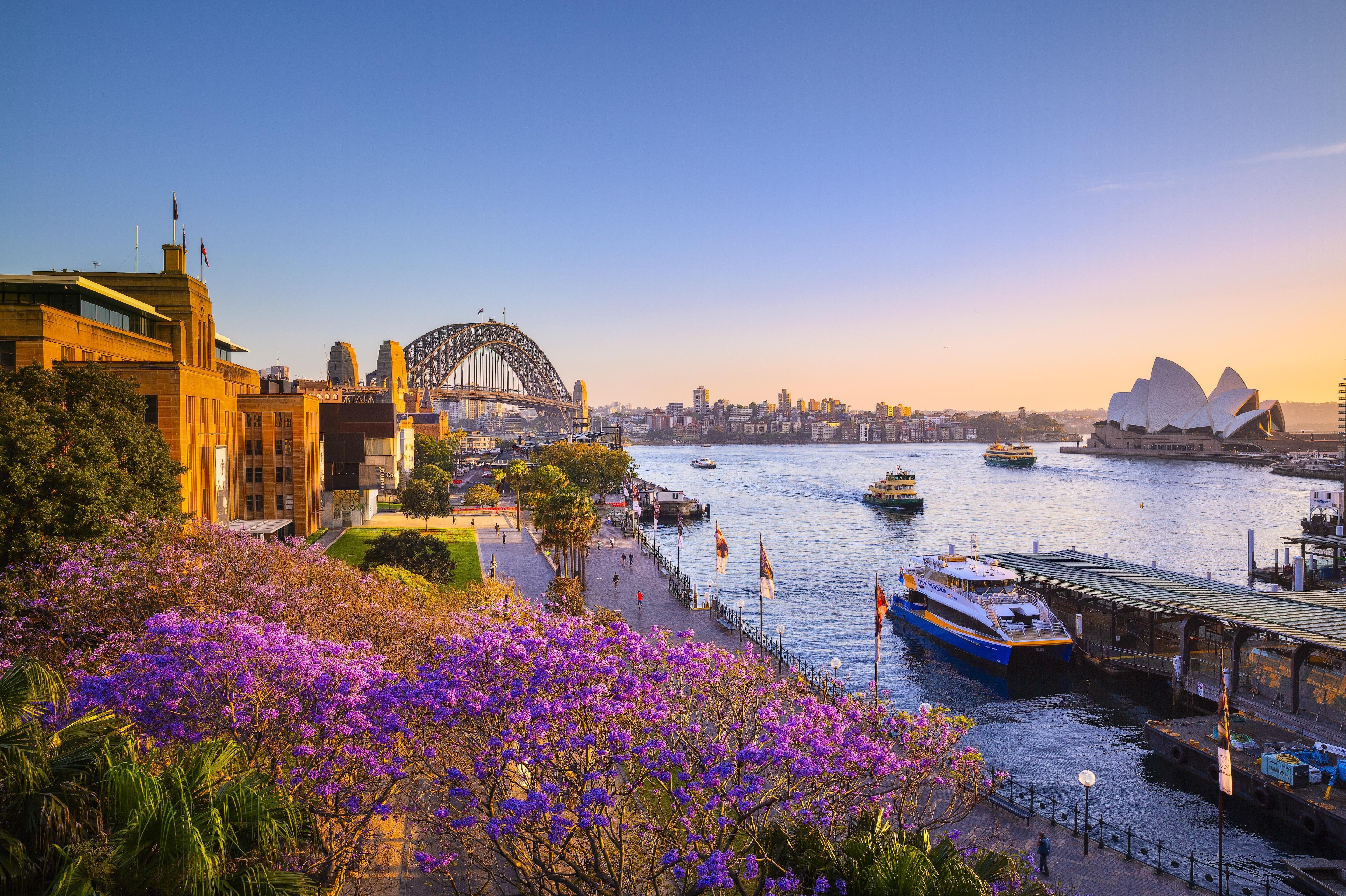 Allora Apartment Applecross guide to sydney - tourism australia