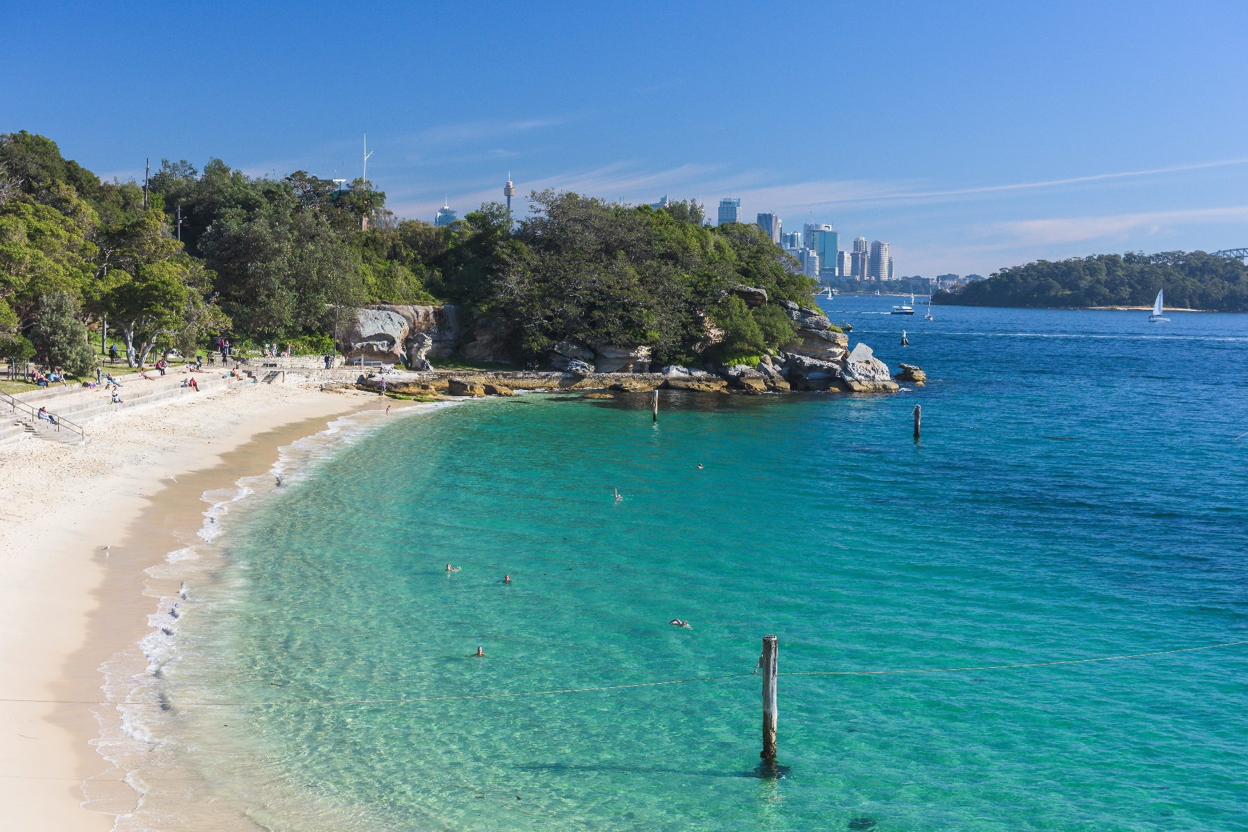 Sydney S Best Beaches Tourism Australia