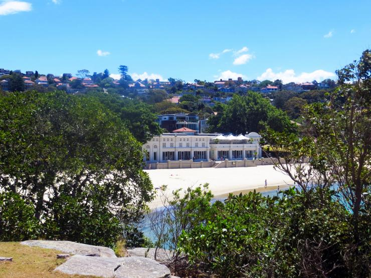 The Bathers Pavilion am Balmoral Beach, Sydney, New South Wales